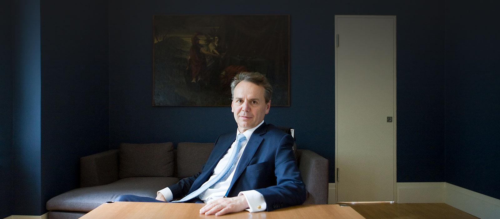 Rechtsanwalt C. J. Partsch